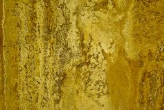 Yellow Stone Texture Stock Image
