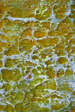 Yellow Stone Texture Royalty Free Stock Photos