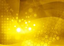 Free Yellow Streams Royalty Free Stock Image - 17652866