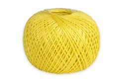 Yellow String Stock Photo