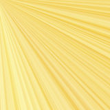 Yellow striped background Stock Images