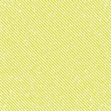 Yellow Striped Background Stock Image
