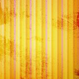 Yellow Striped Grunge Stock Photo