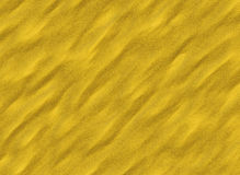 Yellow striped sand dune backgrounds Royalty Free Stock Image