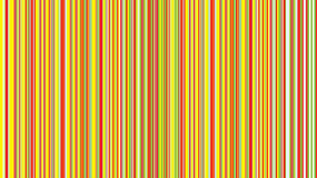Yellow stripes Stock Image