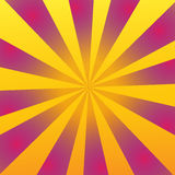 Yellow stripes background.For art texture or web design. Stock Photo
