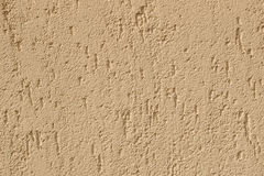 Yellow stucco Royalty Free Stock Photos
