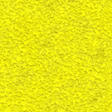 Yellow stucco wall Stock Photography