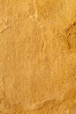 Yellow stucco wall. Background texture Royalty Free Stock Photo