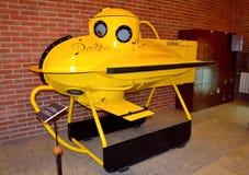 Yellow submarine Royalty Free Stock Photos