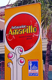 Yellow Submarine (Submarino Amarillo) Cultural Centre, Havana Royalty Free Stock Images