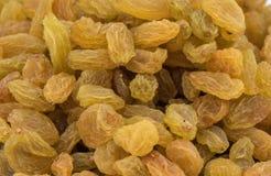Yellow sultanas raisins Stock Image