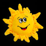 Yellow sun Stock Images