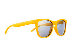 Free Yellow Sun Glasses Isolated Royalty Free Stock Photography - 52769897