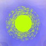 Yellow Sun Icon Royalty Free Stock Image