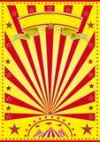 Yellow sunbeam circus Stock Photos