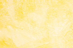 Yellow surface Stock Photo