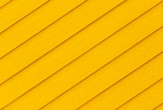 Yellow surface of the paint Royalty Free Stock Photography