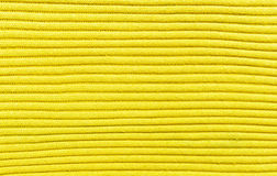 Yellow sweater texture Stock Images