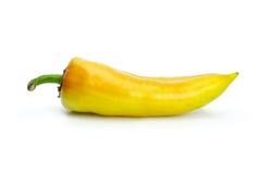 Yellow sweet pepper Stock Image