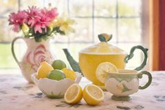 Yellow, Tableware, Coffee Cup, Serveware Stock Images