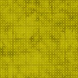 Yellow Tactile Paving Seamless Texture royalty free stock images