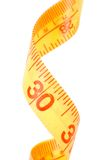 Yellow Tape Measure Royalty Free Stock Photo