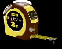 Yellow, Tape Measure, Hardware, Product Design royalty free stock photography