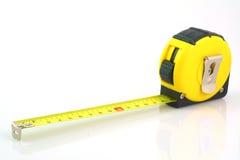 Yellow Tape Measure Stock Photos