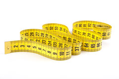 Yellow Tape Stock Image