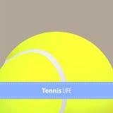 Yellow tennis balls Royalty Free Stock Photography