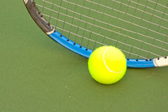 Yellow Tennis Balls - 14 Royalty Free Stock Image