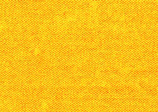Yellow textile background,  colorful backdrop Royalty Free Stock Photography
