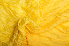 Yellow textile Stock Photos