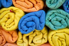 Yellow, Textile, Material, Thread Royalty Free Stock Photo