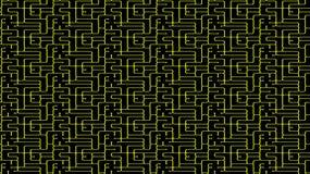 Yellow texture Stock Image