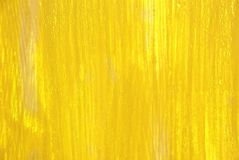 Yellow texture Royalty Free Stock Photos