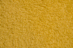 Yellow texture soft tissue hairs Stock Photos
