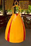 Yellow Thai bell Royalty Free Stock Image