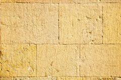 Yellow tile Royalty Free Stock Photos