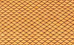 Yellow Tile Pattern, Seamless, Oriental Style Royalty Free Stock Image