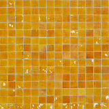 Yellow tile texture Royalty Free Stock Image