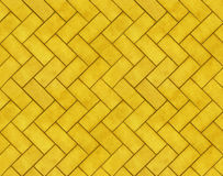 Yellow Tileable Brick Textures Royalty Free Stock Images