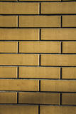 Yellow Tileable Brick Textures Royalty Free Stock Photos