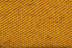 Free Yellow, Tiled Roof Royalty Free Stock Photo - 10934545