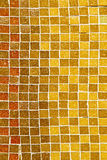 Yellow tiles Stock Photos