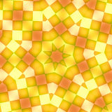Yellow Tiles Royalty Free Stock Photo