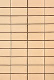 Yellow tiles Royalty Free Stock Photography