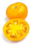 Yellow tomatoes Royalty Free Stock Photo