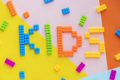 Yellow, Toy, Play, Toy Block Stock Image